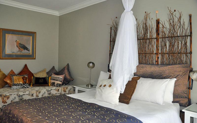 Homestead room 3 at Tenikwa Nature Lodge