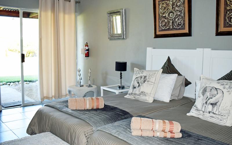 Suite 1 at Tenikwa Nature Lodge